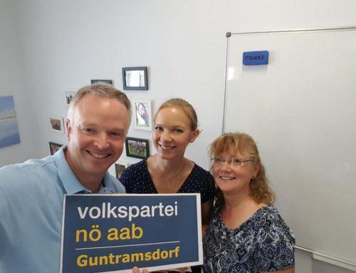 Ordentlicher Gemeindetag des NÖAAB Guntramsdorf