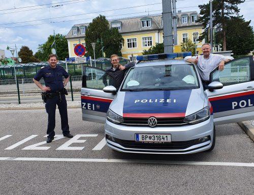 Sicherheit in Guntramsdorf – NÖAAB und JVP informieren