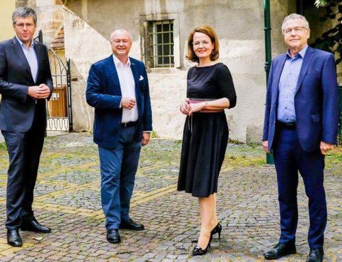 NÖAAB Bezirkssitzung mit Landesrätin Mag. Christiane Teschl-Hofmeister