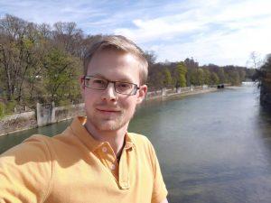 Mathias Oberndorfer - neu im erweiterten Vorstand des NÖAAB Guntramsdorf