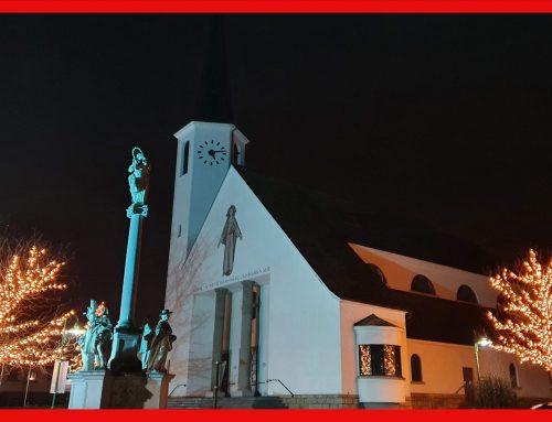 Weihnachtsvideo aus Guntramsdorf – wir wünschen ein frohes Fest🎬🎄