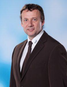 Andreas Soretz, Landesvorsitzender FCG Postangestellte (W, NÖ, Bgl.)