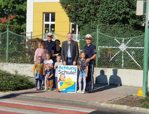 Aktion Schutzengel in Guntramsdorf